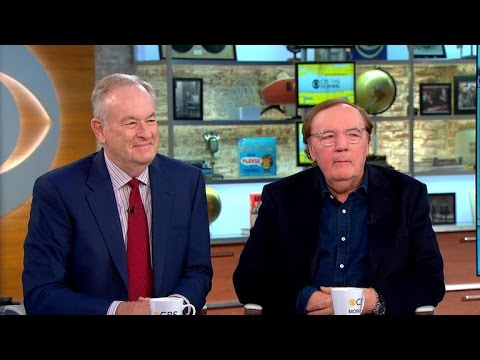 """O'Reilly and Patterson on children's book, """"Give Please a Chance"""""""