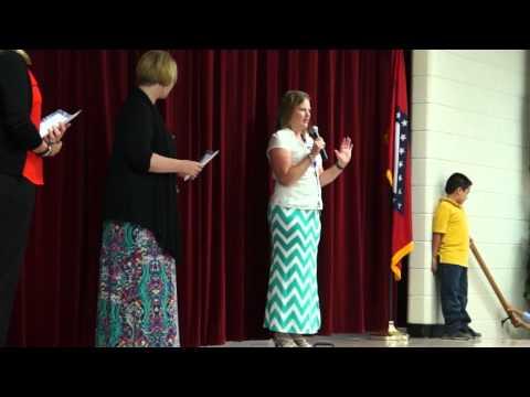 Walker Elementary School | Kindergarten Graduation | May 29, 2015