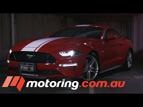 New Car Vault: 2018 Ford Mustang GT | Motoring.com.au