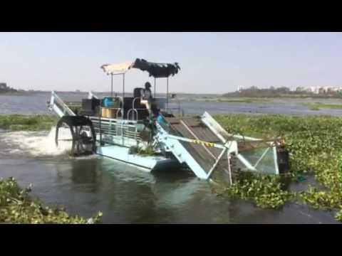 Amazing Water cleaning machine