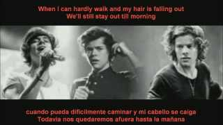 One Direction 16 Act My Age _ Lyrics _ Español