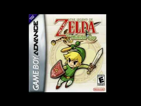 Download-The Legend of Zelda: The Minish Cap Traduzido (GBA) Rom/Emulador(