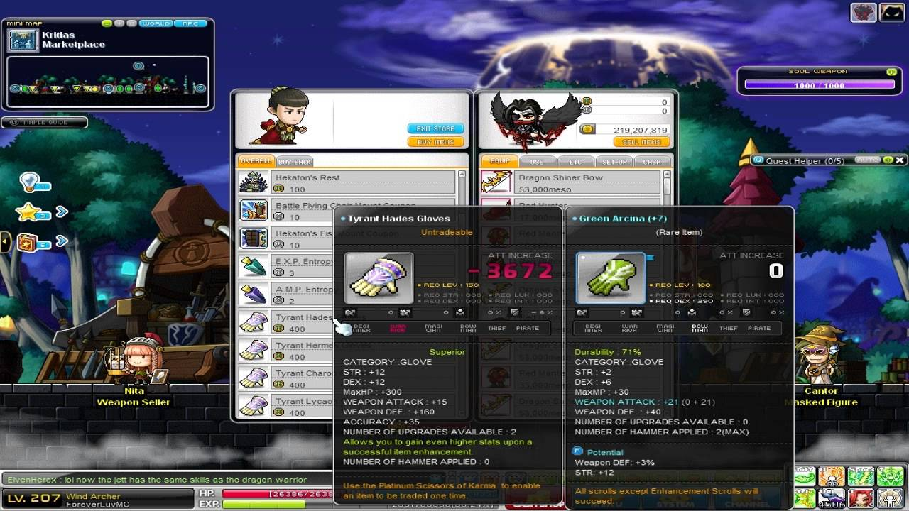 maplestory how to get tyrant cape