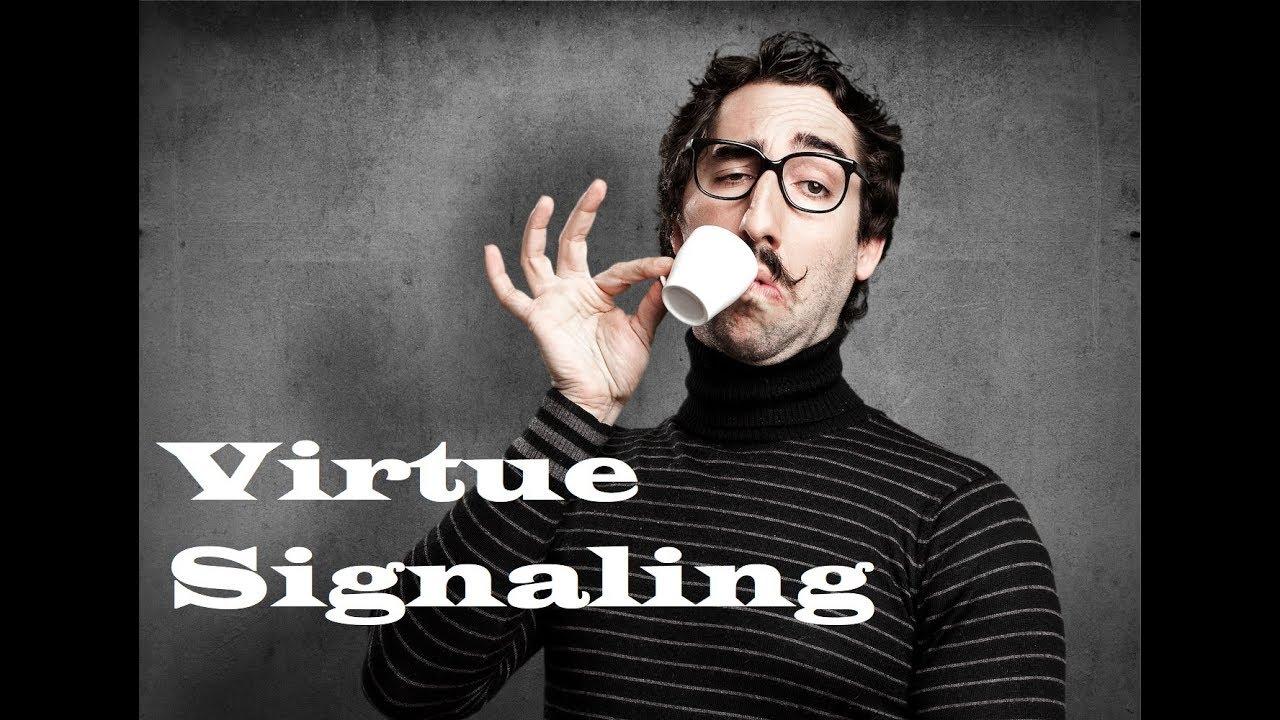 Virtue Signaling An Analysis Youtube
