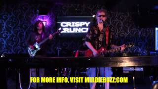 "MIDDIE BUZZ PRESENTS ""LIVE AT LIKQUID LOUNGE"" W/ CRISPY CRUNCH"