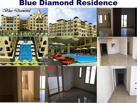 Blue Diamond Residence - Super investice! Byt v Hurghadě - El kawther,Hurghada (Egypt)