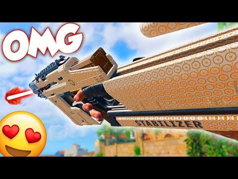 The New SWITCHBLADE X9 DLC SMG.. 😍