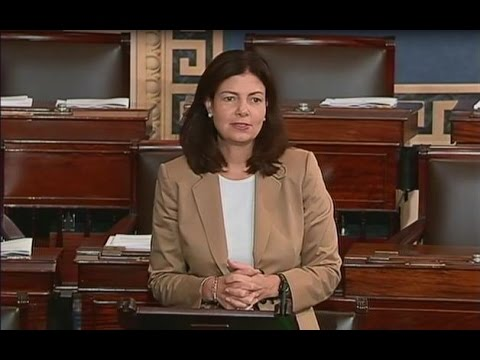 Ayotte Asks for Unanimous Consent to Reauthorize LWCF