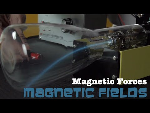 Magnetic Forces and Magnetic Fields