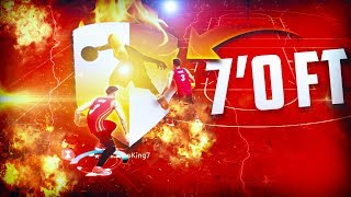 *NEW* 7 FOOT PLAYMAKER GLITCH ON NBA 2K19! *RARE* ANKLE BREAKER ANIMATIONS WITH A CENTER BUILD!