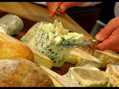 The Chef's Kitchen - Wine and Cheese of France