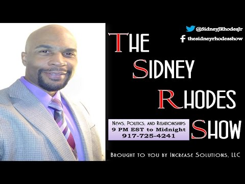 Walter Scott Murdered by Michael Slater? Mistrial! LIVE- #TheSidneyRhodesShow 12-5-2016