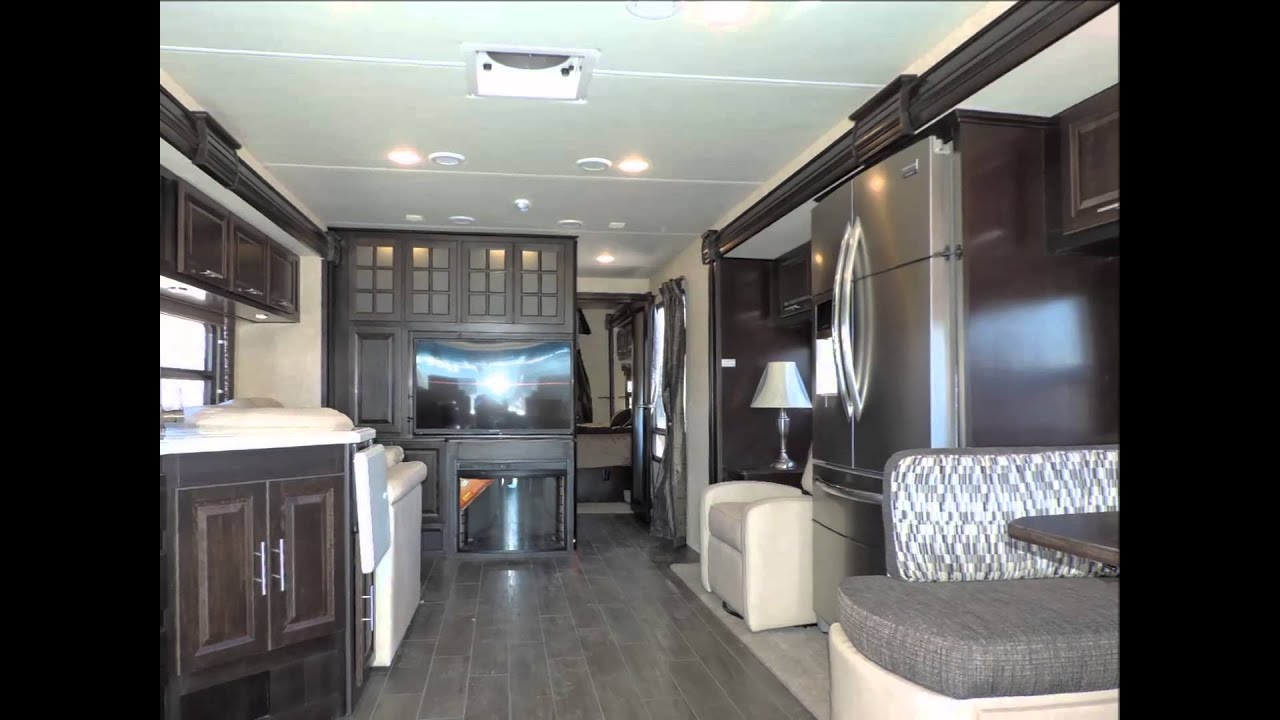 Forest River Class A >> 2015 Georgetown 377XL Class A RV By Forest River Available For Sale At Creston RV - YouTube
