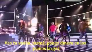 Cher Lloyd Hard Knock Life Versión Completa Subtitulado al Español.