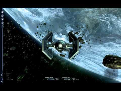 X3 Terran Conflict Star wars - YouTube