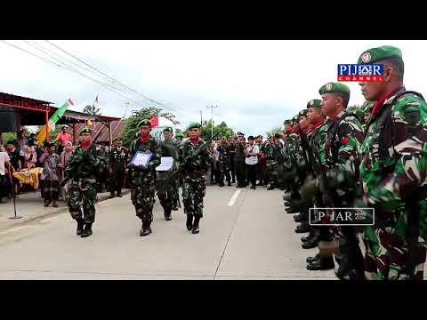 Tangis Haru Iringi Pemakaman Praka Nasruddin Korban Penembakan KKSB Papua