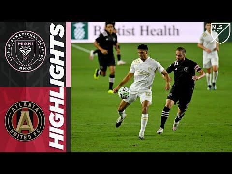 Inter Miami Atlanta United Goals And Highlights