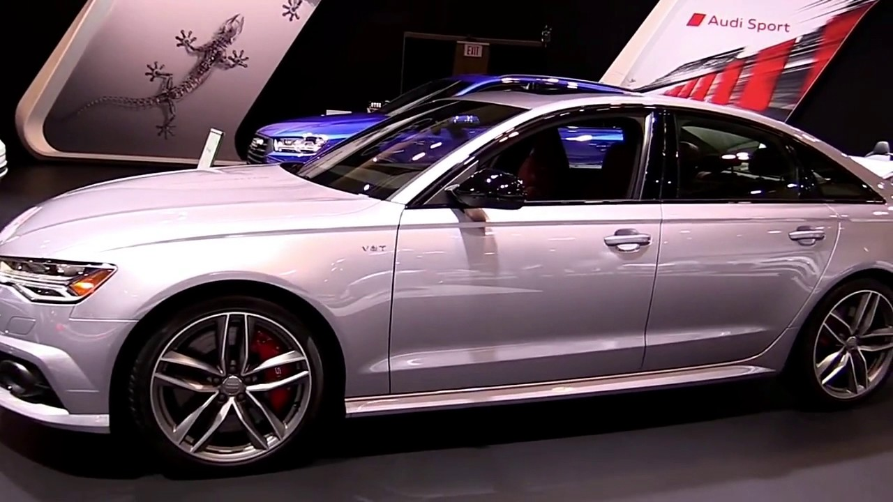 2018 Audi S6 Greyline SC Premium Features | New Design ...