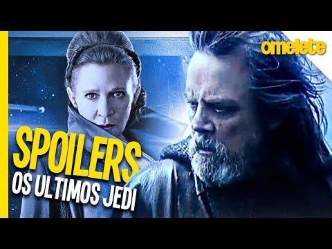 Download Youtube: OS SPOILERS (e as polêmicas) DE STAR WARS VIII | OmeleTV