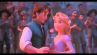 Tangled- All the stars are coming out tonight for you