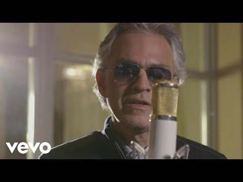 Andrea Bocelli - Con Te Partirò (2016 Orchestra and Choir Ve
