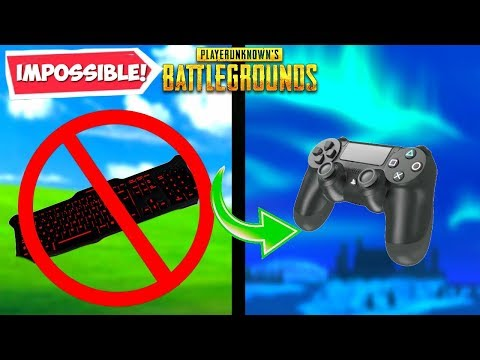PUBG PRO PC PLAYER TRIES CONSOLE! (disaster?)