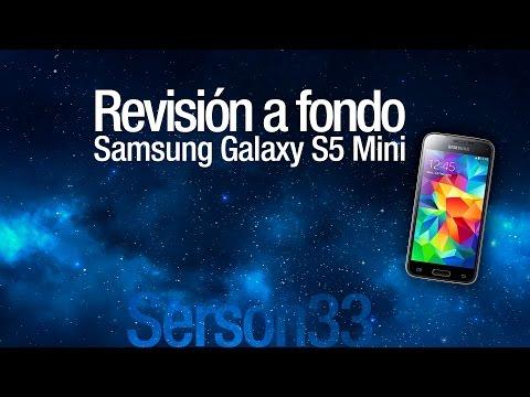 Revisión a Fondo - Samsung Galaxy S5 (mini)