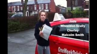 Intensive Driving Courses Chorley | Driving Lessons Chorley