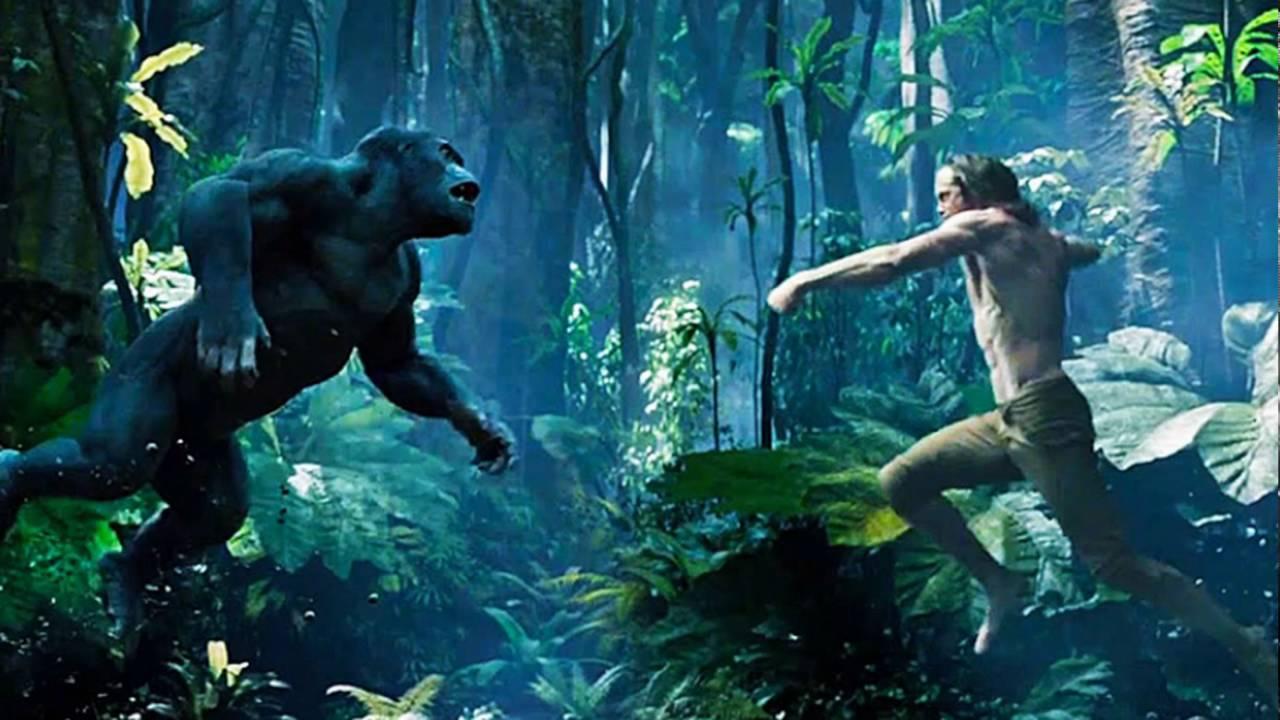 Assistir A lenda de Tarzan completo pt-br HD