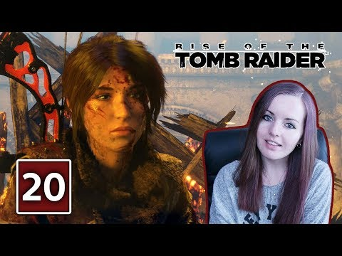 SCALING THE TOWER | Rise Of The Tomb Raider Gameplay Walkthrough Part 20