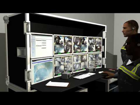 Total Safety's Centralized Confined Space Monitoring System (CCSM)