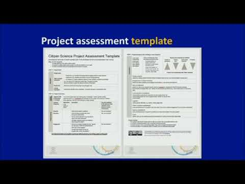P Roetman: Assessing and Developing Citizen Science Projects