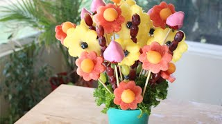 Best Home Made Gift Idea! Edible Arrangements!