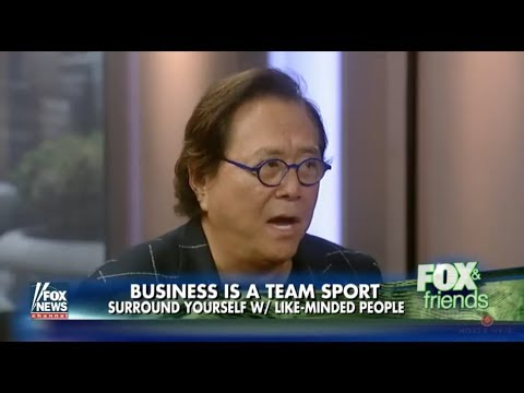 Getting Started in Real Estate Investing (Great Interview with Robert Kiyosaki )