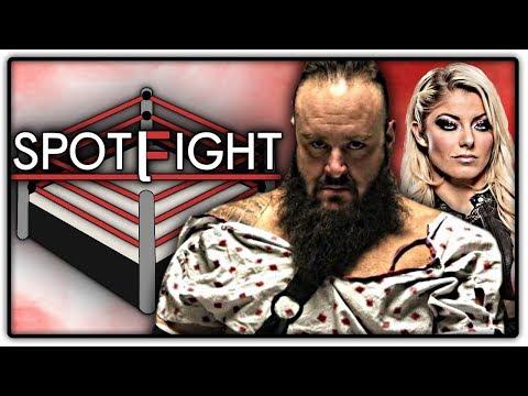 Verpasst Strowman TLC? Alexa Bliss weiterhin nicht im Ring! (Wrestling News Deutschland)