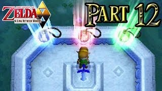 The Legend of Zelda: A Link Between Worlds - Part 12: Lost Woods | Obtaining Master Sword!
