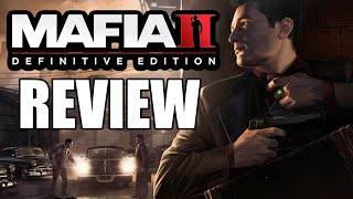Mafia 2: Definitive Edition Review - A Lazy Remaster (Video Game Video Review)
