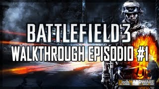 ▶ Battlefield 3 - ITA Campaign GamePlay HD - iTH Part 1