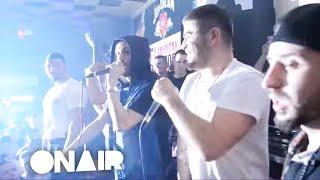 Noizy ft.OverLord & NiiL-B - 3 Fletshat [22 Mars 2014] Live