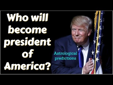 Who Will Be The Next President Of Usa Astrology