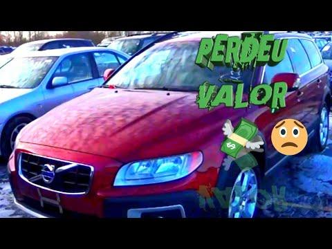 🔴DEPRECIAÇÃO ENORME!! VOLVO XC70 T6 3.0L V6 24V 300HP AWD. PREÇO USADO NOS ESTADOS UNIDOS🇺🇲