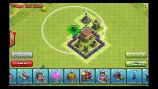 Clash of Clans (COC-TH6) Town Hall 6 Anti-Giant Best Hybrid Base, Farming Base, Thoopy Base-2016
