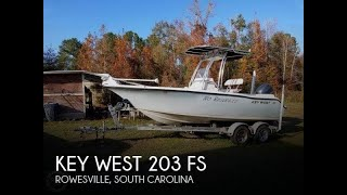 [UNAVAILABLE] Used 2014 Key West 203 FS in Rowesville, South Carolina