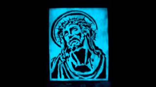 Glowing Jesus