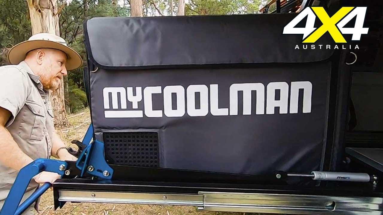 myCOOLMAN 60-litre fridge | 4X4 Australia