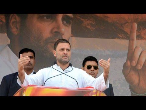 Punjab elections: Rahul Gandhi names Captain Amarinder as Congress CM candidate