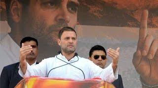 punjab elections rahul gandhi names captain amarinder as congress cm candidate