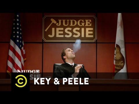Key & Peele  Judge Jessie