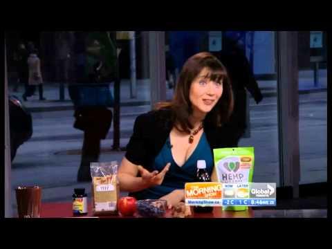 Julie Daniluk Tv Host Nutritionist And Author Of Meals border=