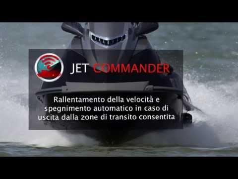 JET COMMANDER Italia